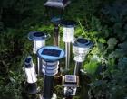 Светильники на солнечных батареях: классификация по назначению, правила выбора