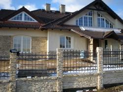 Отделка фасада в различных стилях и их особенности