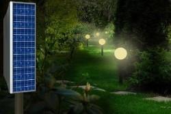 Использование светодиодных фонарей на солнечных батареях, сборка своими руками