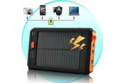 Как выбрать внешний аккумулятор с солнечной батареей