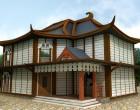 Дома в японском стиле: особенности отделки