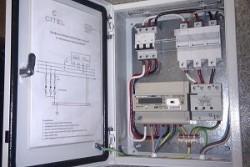 Счетчик электроэнергии трехфазный: обзор способов подключения и обучающее видео