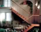 Маршевая лестница – традиционный способ подъема и спуска