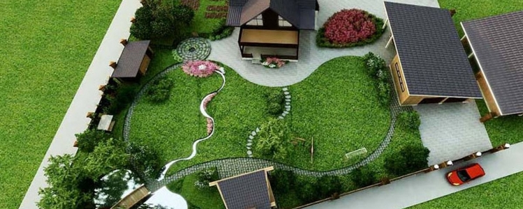 Загородный дом: с чего начать его планировку?
