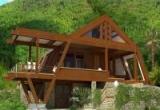 Новые технологии в строительстве: экологические дома.