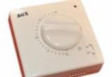 Как выбрать регулятор температуры для инфракрасных нагревателей?